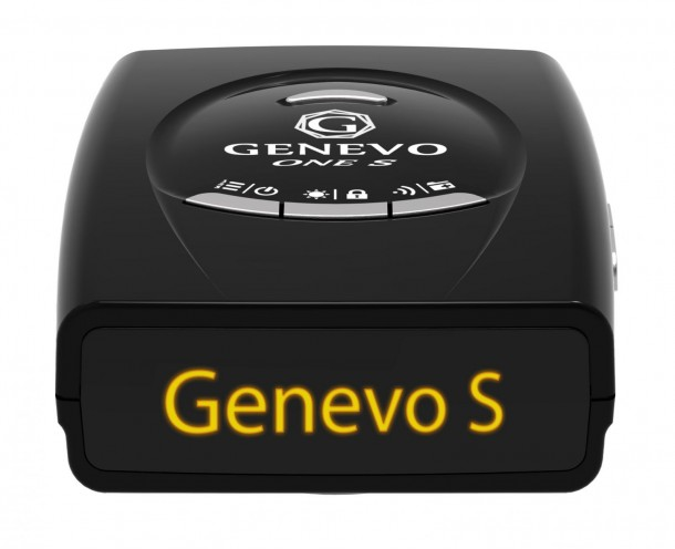 Přenosný antiradar Genevo One S